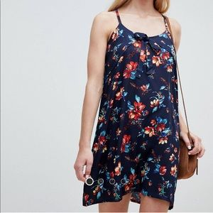 ASOS Brave Soul primrose print cami dress